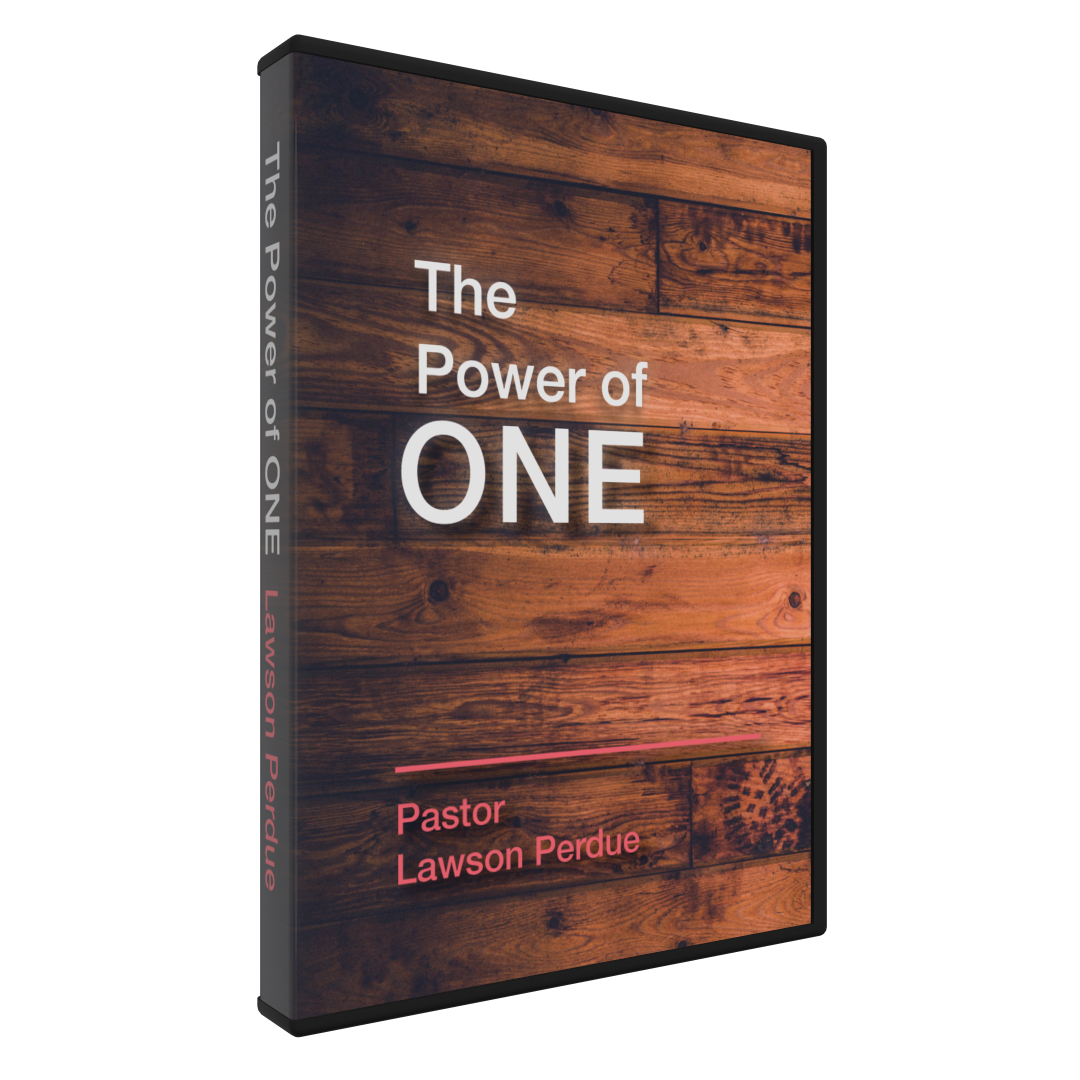 Power Of One (The) – 3 Part Series