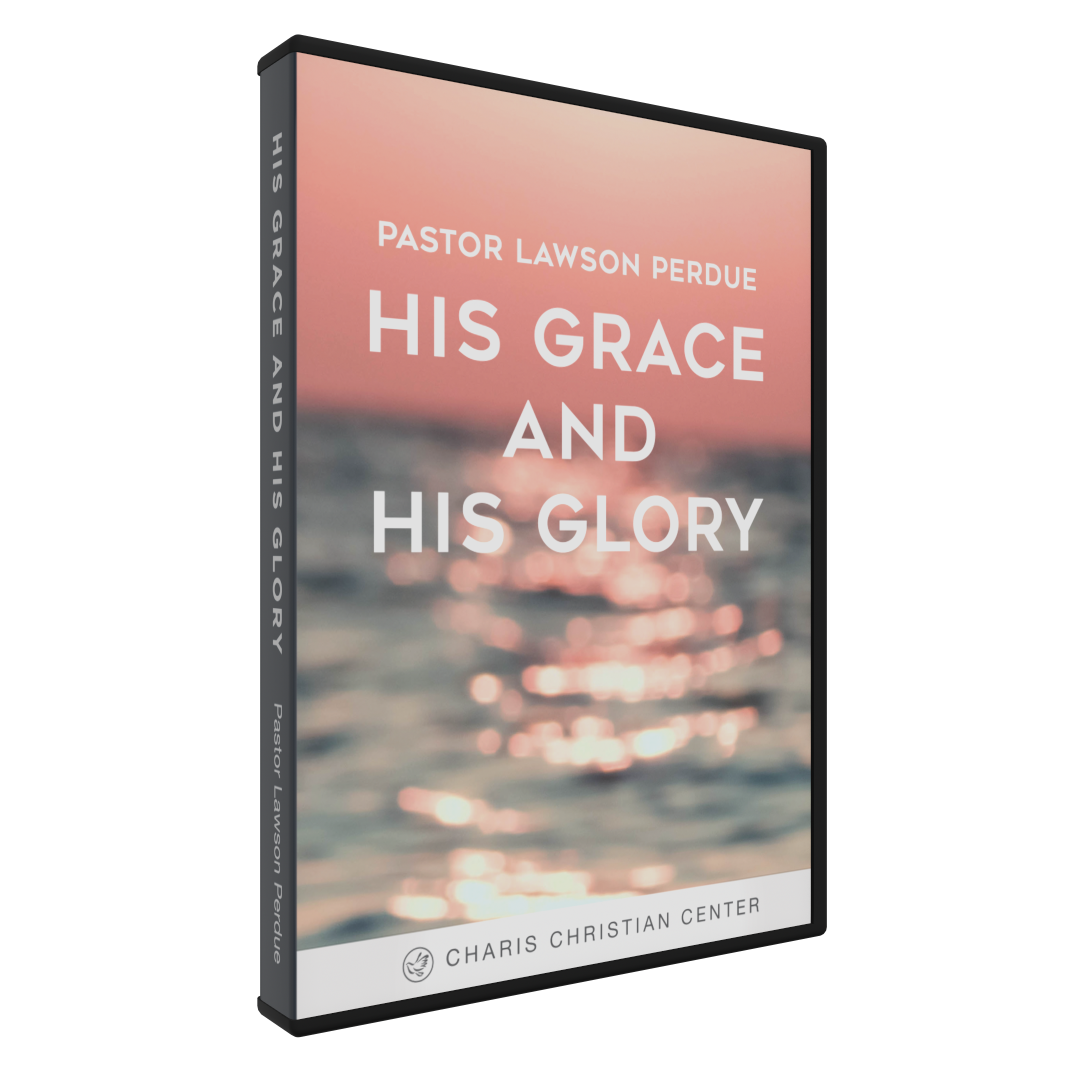 His Grace And His Glory – 3 DVD Set